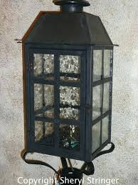 outdoor gas light fixtures post mount gas lights post mount gas lanterns by stringer lighting
