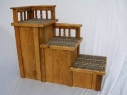 Dog Steps For High Beds Pet Stairs For Tall Beds Foter