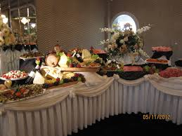 how to set up a buffet table lefox catering buffet display catering displays couture chic