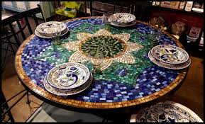 Mexican Patio Furniture Sets - furthur wholesale mosaic dining tables