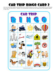Kids Lap Desk For Car by Car Travel Bingo Such An Easy Ways To Keep Kids Occupied You