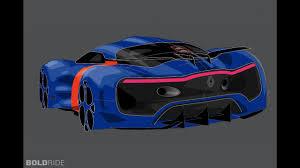 alpine renault a110 50 renault alpine a110 50 concept motor1 com photos
