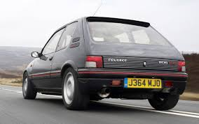 car one peugeot the peugeot 205 1 9 gti tcr legends thecarsreport car news
