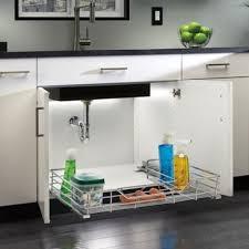 Under Kitchen Sink Cabinet Buy Under Sink Organizers Kitchen From Bed Bath U0026 Beyond