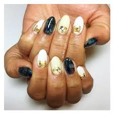 fantastic geode and quartz nail designs