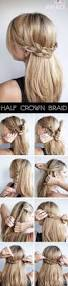 Hairstyle Steps For Girls by Best 25 Teen Hairstyles Ideas On Pinterest Cool Hair