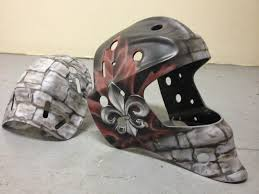 amy gaulin goalie mask