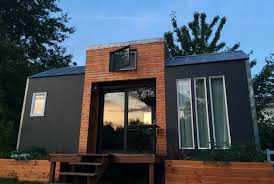 This Amazing Lightfilled Tiny House Packs Big Style For Just K - Tiny home design