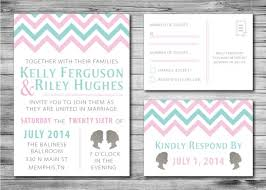 wedding invitations and rsvp same wedding invitation and rsvp card custom design printab