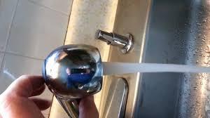peerless kitchen faucet p18550lf 20130217 youtube
