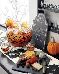 pumpkin punch bowl 3 piece set fancy flours halloween