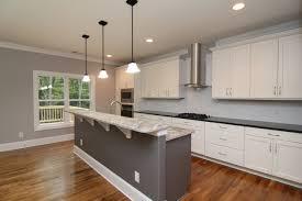 gray kitchen cabinets with white granite white and gray granite houzz