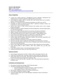 Project Architect Resume Sample Software Architect Resume India Contegri Com