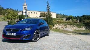peugeot 308 gti blue peugeot 308 gti u2013 hektiker motorblock