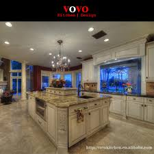 white kitchen cabinets with wood crown molding white kitchen cabinets with crown molding and column view classic cherry solid wood kitchen cabinets product details from vovo building