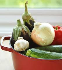Cooking Preparation Moving Vegetables On by Easy French Ratatouille Kitchn