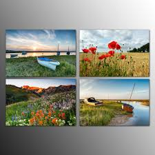 art painting for home decoration canvas painting horizontal promotion shop for promotional canvas