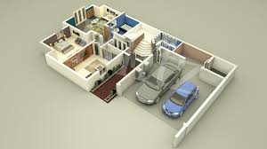 programs to design house plans free flat roof house plan and