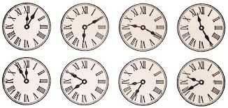 printable antique clock faces antique clock face graphics from school book knick of time