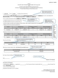Declaration In Resume Sample Declaration Form Employee Pension Scheme Form 9 Pension