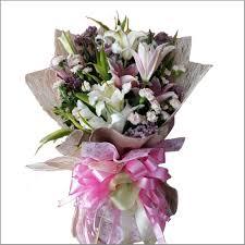 stargazer bouquet magic way flower shop