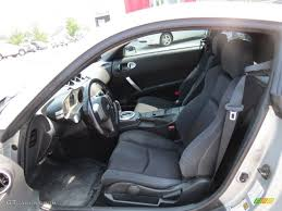 custom nissan 350z interior carbon black interior 2004 nissan 350z coupe photo 67527950