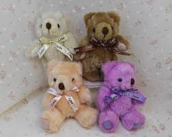 miniature teddy etsy