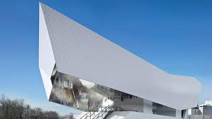 porsche museum structure step by step