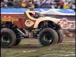 monster truck jam anaheim monster jam anaheim 2008 donkey kong monster truck freestyle