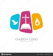 church logo christian symbols the cross of jesus christ is the