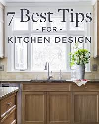 our 7 best kitchen planning tips illustrated and explained