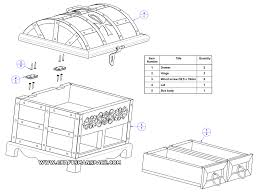 antique style jewelry box plan