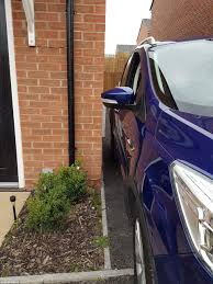 couple move into birmingham home with tiny parking spot daily