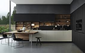 black kitchen design home design ideas murphysblackbartplayers com