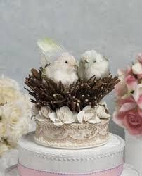 bird cake topper wedding cake decorating ideas