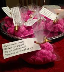 cheap baby shower favors baby shower favors girl ideas in clever realistic