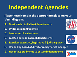 Define Cabinet Departments Is The Federal Bureaucracy Essential To Good Government Ppt