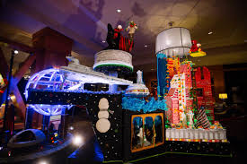 the lexus hotel seattle photos star wars in gingerbread form kval