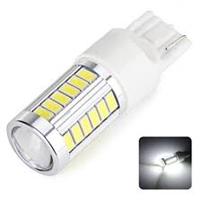 bright led light bulbs 25w canbus error free super bright projector aluminum heat sink