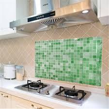 fliesen tapete küche 45x70 cm pvc wandaufkleber bad wasserdicht selbstklebende tapete