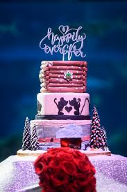 a christmas wedding cake inspired by disney u0027s wilderness lodge
