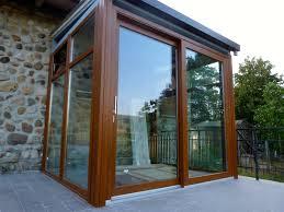 vetrata veranda vetri scorrevoli per esterni verande chiuse con vetrate