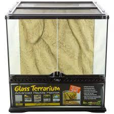 exo terra screen terrarium uv u0026 air permeable habitat by exo terra