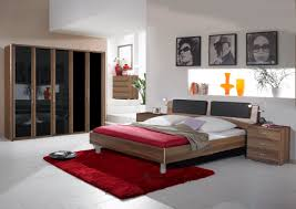 luxurious house bedroom design with additional furniture home