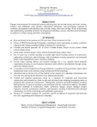 General Contractor Resume Sample by Mbw Resume 10 2014