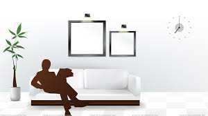 One Person Sofa by One Person Sitting On White Sofa Wallpaper