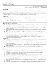 Construction Foreman Resume Sample 100 Resume Samples For Construction Supervisor Sample