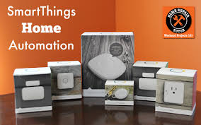 smartthings home automation by home repair tutor youtube