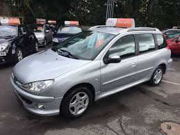 second hand peugeot for sale second hand peugeot 206 1 4 verve 5dr for sale in halifax west