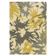 Yellow And Gray Outdoor Rug Thick Pile Yellow U0026 Gold Outdoor Rugs You U0027ll Love Wayfair